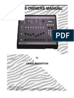 SP1200 User Manual