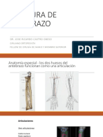 Caso Clinico - Antebrazo