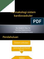 Farmakologi Sistem Kardiovaskuler