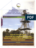 Buletin Informasi Iklim Jabar (Edisi Juni 2017)