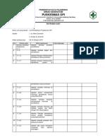 Instrumen Audit Pendaftaran AI NS