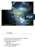 Introduction aux communications par satellites - ENSAT 2010