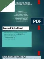 PPT Organik Substitusi