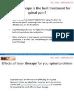Laser Therapy Treatment | Samvedanaa