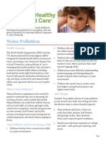 Noise Pollution 7 14