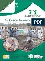 Tree Plantation Thar 2018