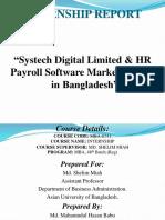 MBA_Asian University of Bangladesh_Presentation_Md. Mahamudul Hasan Babu