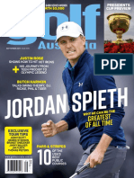 Golf Australia - July 2018, 8 Steps to Hitting More Greens and Fairways
