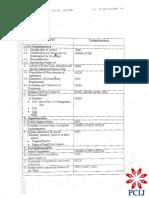 PCIJ. Program Flow and Tripartite MOA
