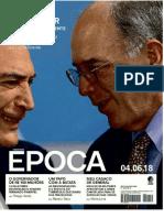 #Revista Época - Edição 1039 - (4 Junho 2018).pdf
