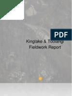 Geography Unit 1 AOS 1 Kinglake Fieldwork Report