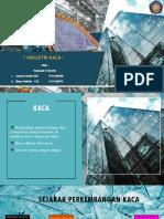PPT Proses Pembuatan  Kaca Skala Industri