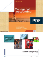 managerial acounting