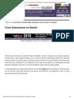 Curso Basico de Elastix - Como Crear Extensiones _ ElastixTech - Aprende Telefonia IP Asterisk - IssabelPBX-Elastix