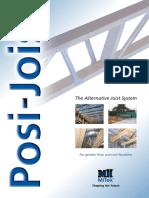 02 Posi-Joist Brochure