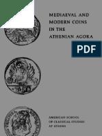 Athenean Agora Coins