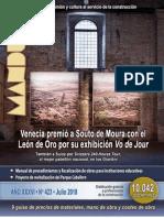 Revista MANDUA N 423 - JULIO 2018 - Paraguay - PortalGuarani