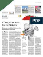 De Que Mueren Los Peruanos