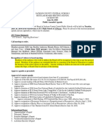 JCC Board June 26 Agenda