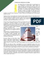 HISTORIA DEL SEÑOR DE LOCUMBA