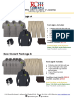 uniform package flyer 2018 2