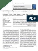 Morrison Etal 2009 Impact of Taxonomic Change