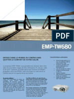 EFS Product Brochure EMP-TW680v2