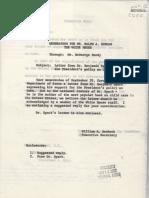 Dr Spock Pre-Crisis Letter