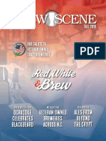 Carolina Brew Scene Fall 2018 Salute to Veterans