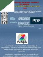 Exposicion Final Talleres Multiples - Tecnicas Del Presupuesto - Caso Potencial Hidroenergético de La Región Puno