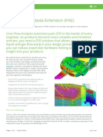Creo Mold Flow Analysis