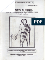 Cacique de Huañec Pedro Flores