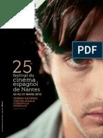25 Festival Cinema Espagnol Programme_2015