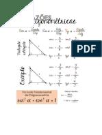 Lei Dos Senos e Razões Trigonométricas