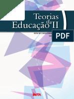 Teorias Da Educacao II