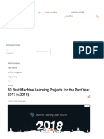 Machine Learning Projects .pdf