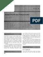 Bab 24. Bedah Plastik Dan Rekonstruksi