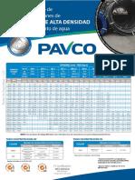 Catálogo Tub HDPE Pavco