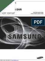 Samsung Dvr Srd-1650dc