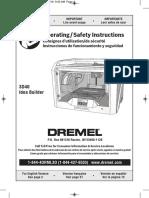 3D40 Printer Manual