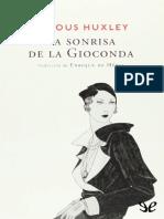 La sonrisa de la Gioconda - Aldous Huxley.pdf