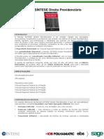 SDS Proposta Tecnica