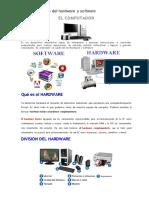 Reconocimiento Del Hardware y Software