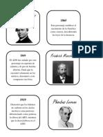 Historia de la biología molecular
