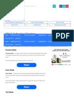 PNLE IV Nursing Practice -