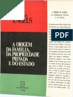 ENGELS, Friedrich - A origem da família, da propriedade privada e do Estado (civilização brasileira).pdf