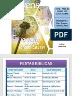 Pentecostalismo Clássico- 4o Trimestre Ebd