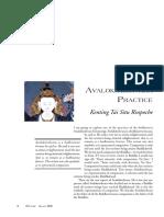 Avalokiteshvara Practice - TL August 2006