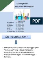 Tugas Manajemen Lab
