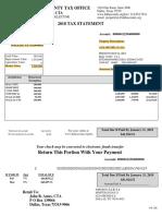 Johnson Tax Statement 10.22.18